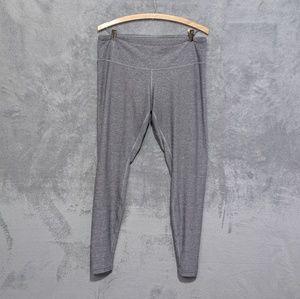 Lululemon heathered grey under wunder pants
